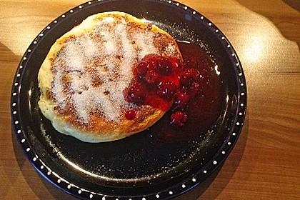Dicke Obst - Pfannkuchen 16