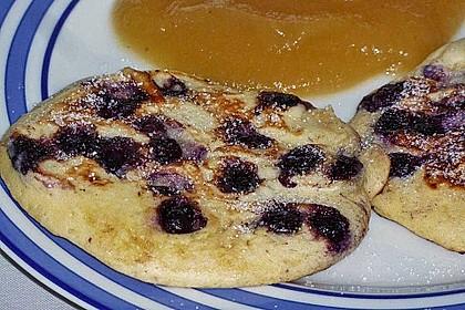 Dicke Obst - Pfannkuchen 20