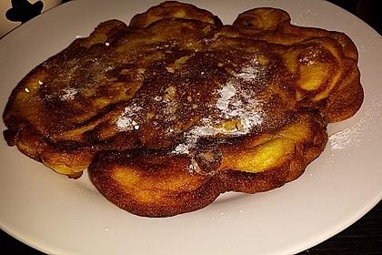 Dicke Obst - Pfannkuchen 91