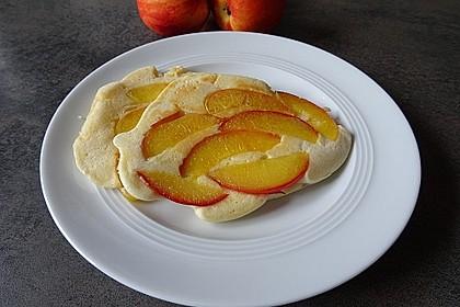Dicke Obst - Pfannkuchen 55