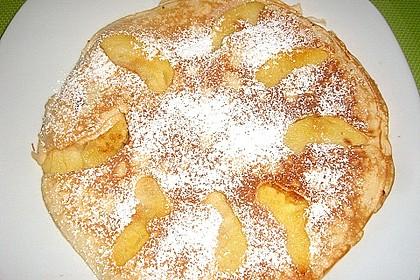 Dicke Obst - Pfannkuchen 10