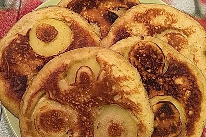 Dicke Obst - Pfannkuchen 57