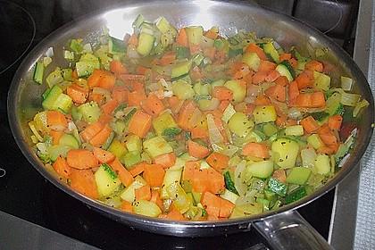 Gemüse Couscous 4