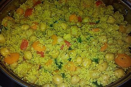 Gemüse Couscous 0