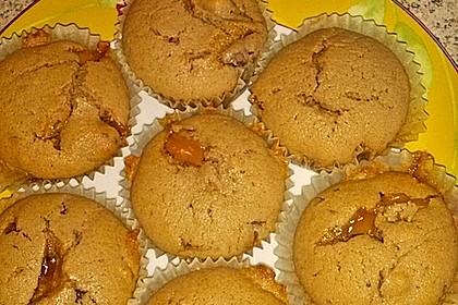 Karamell - Toffee - Muffins 11