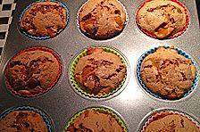 Karamell - Toffee - Muffins