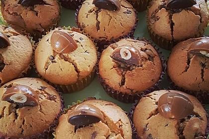 Karamell - Toffee - Muffins 16