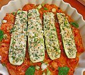 Römische Zucchini (Bild)