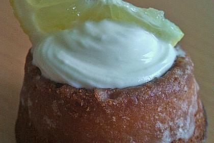 Zitronen - Cupcakes 3