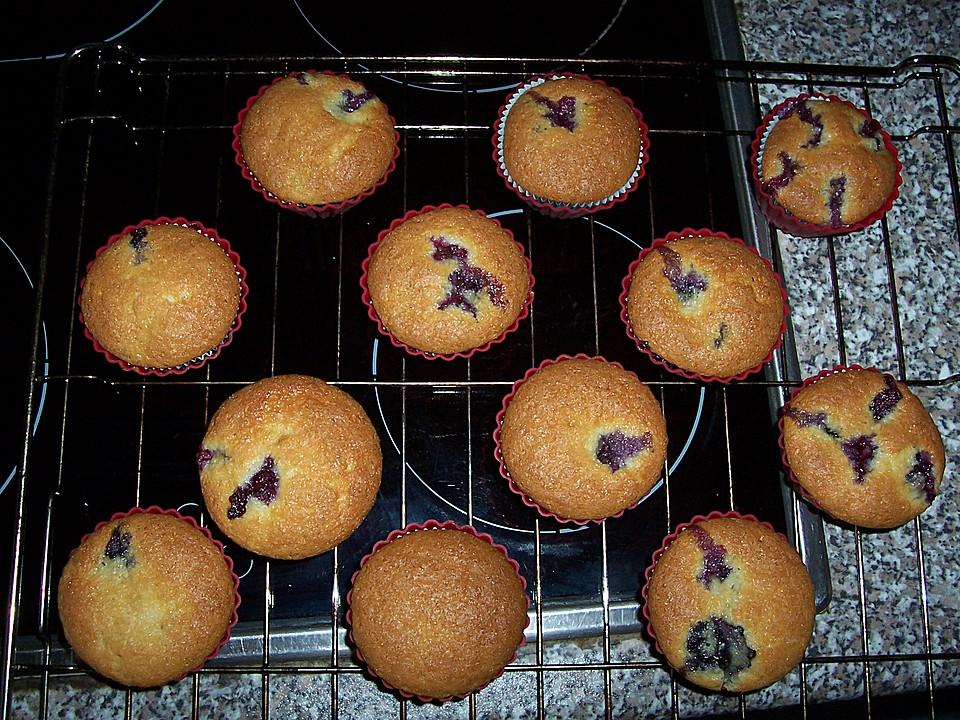 blaubeer muffins von hawaiiigirl chefkoch de