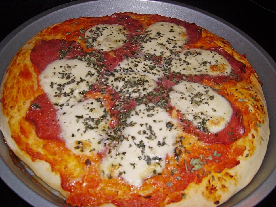 die leckerste einfachste und trotzdem frischeste pizza der welt von miriam2903. Black Bedroom Furniture Sets. Home Design Ideas