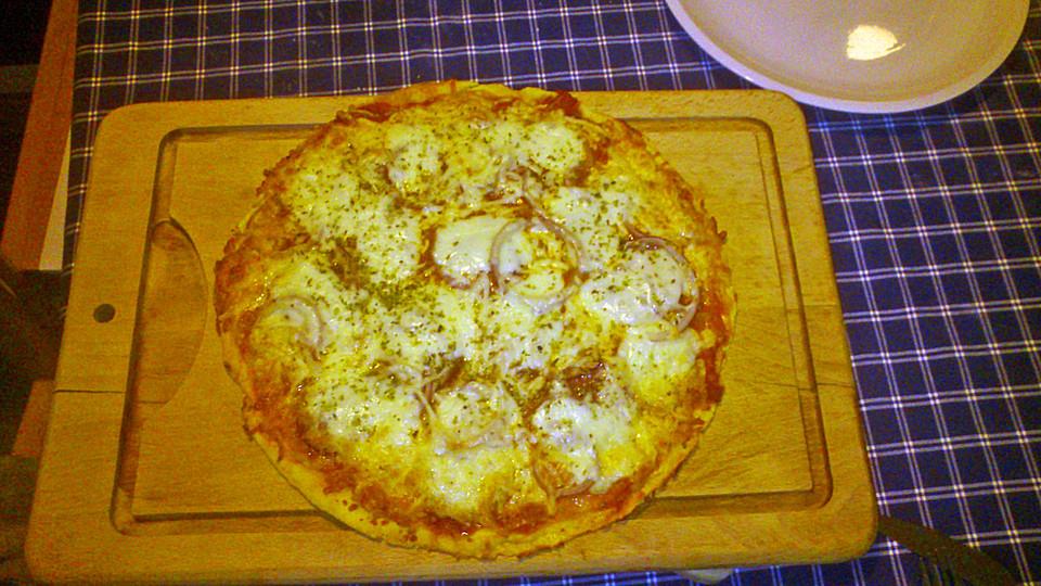 die leckerste pizza der welt