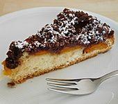 Marillenkuchen mit Schokostreuseln (Bild)