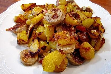 Friedhelms Bratkartoffeln 1