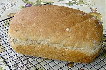 Erdnussbutter - Marmelade -  Brot 2