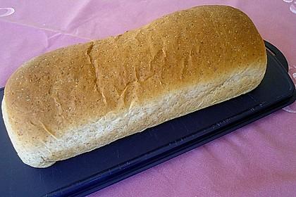 Erdnussbutter - Marmelade -  Brot 1
