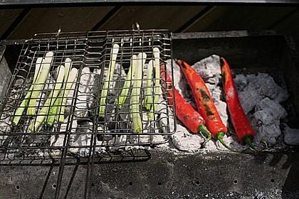 Gegrilltes Rindfleisch nach Oaxaca - Art 2