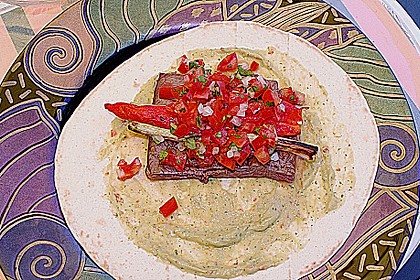 Gegrilltes Rindfleisch nach Oaxaca - Art 1