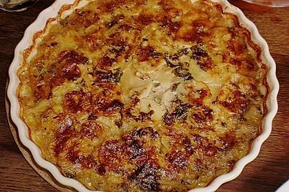 Salbei - Kartoffelgratin mit Parmesan 11
