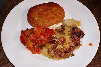 Salbei - Kartoffelgratin mit Parmesan 5
