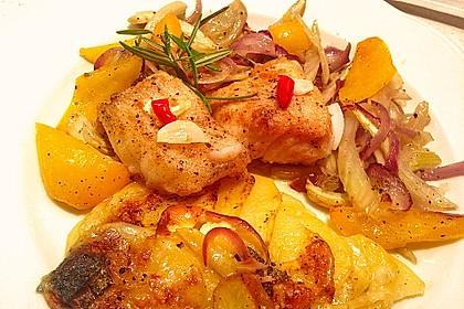 Salbei - Kartoffelgratin mit Parmesan 0