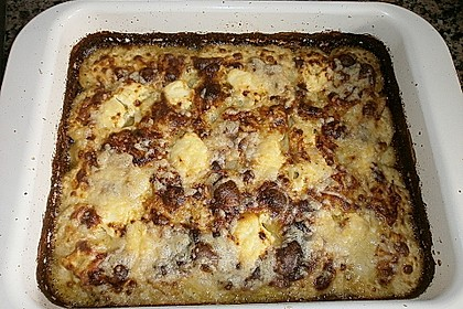 Salbei - Kartoffelgratin mit Parmesan 3