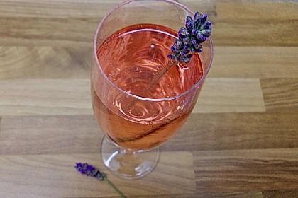 Lavendelsirup 6