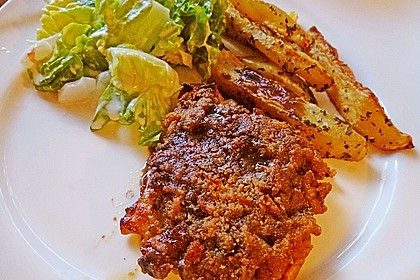 Steaks mit Maronenkruste 1