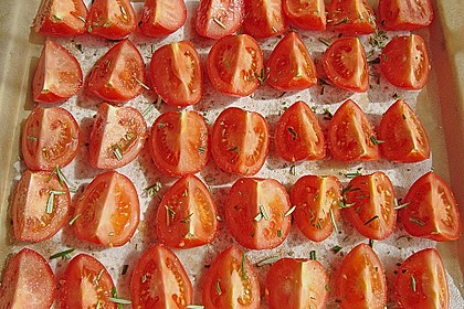 Tomaten selber trocknen 10