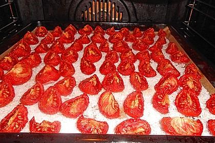 Tomaten selber trocknen 7