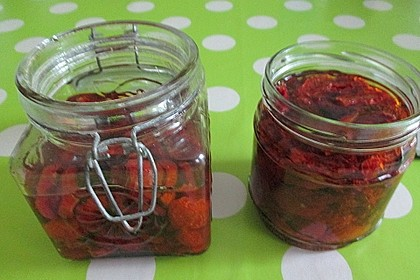 Tomaten selber trocknen 12