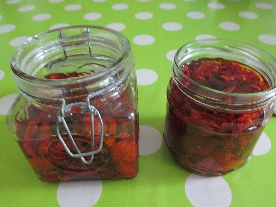 tomaten selber trocknen rezept mit bild von finntina. Black Bedroom Furniture Sets. Home Design Ideas