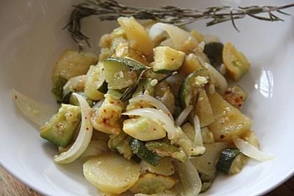Gemüse aus dem Ofen 1