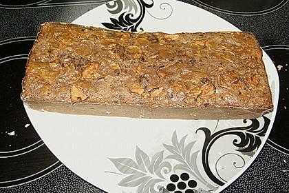 Nutella - Cornflakes Kuchen