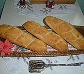 Baguettebrötchen (Bild)