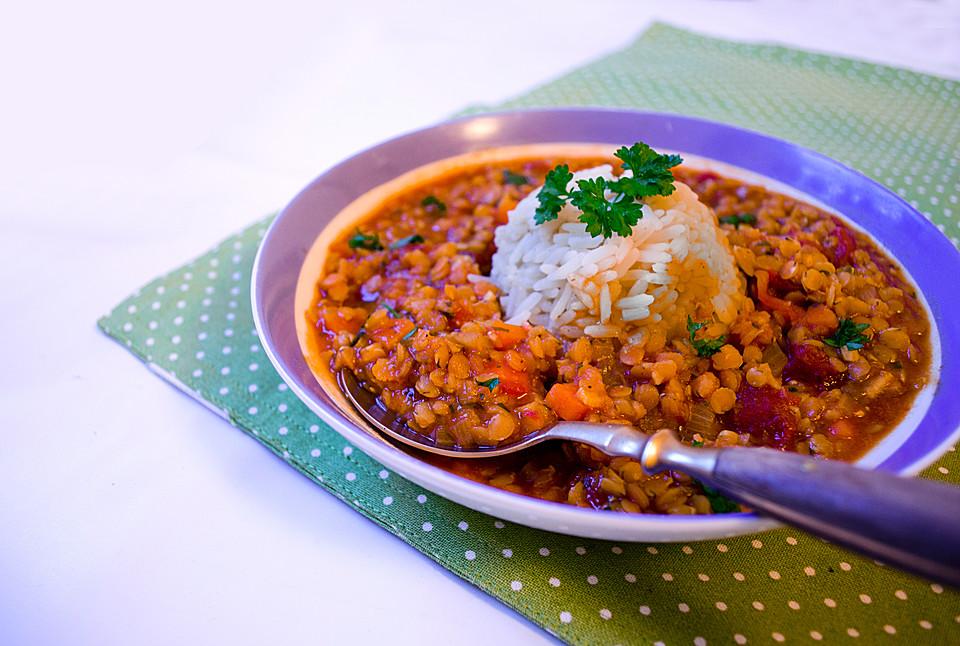 indische rote linsen suppe rezept mit bild von leander07. Black Bedroom Furniture Sets. Home Design Ideas