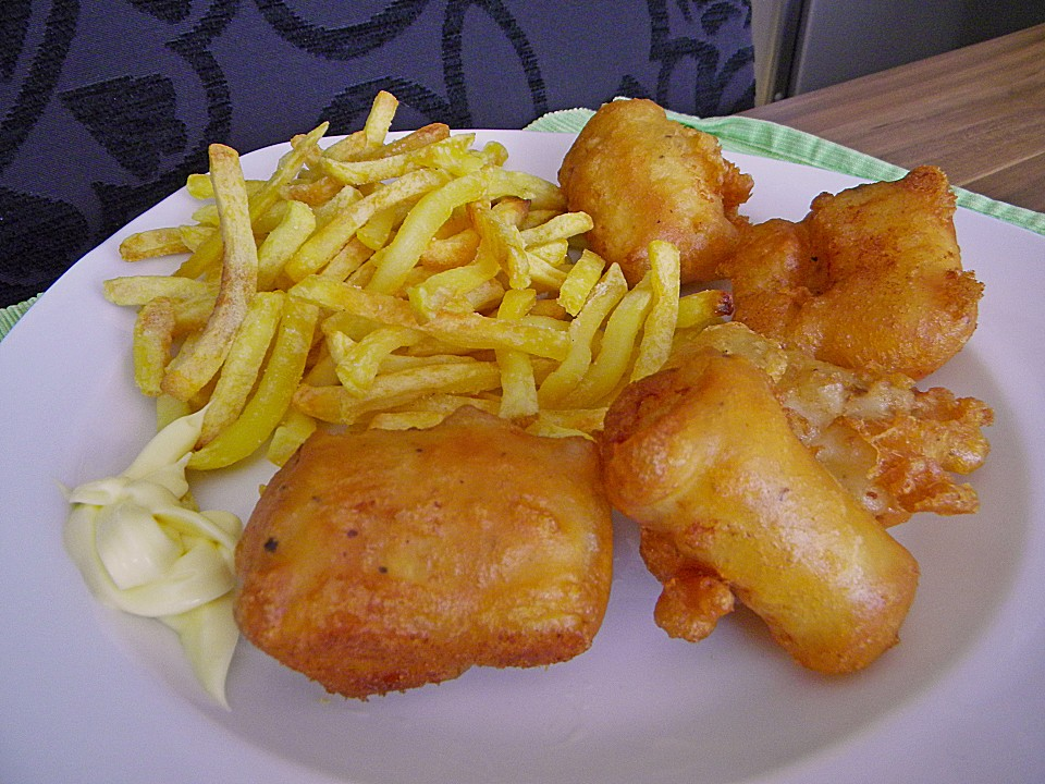 Fish and chips von commandtb for Terrace fish and chips