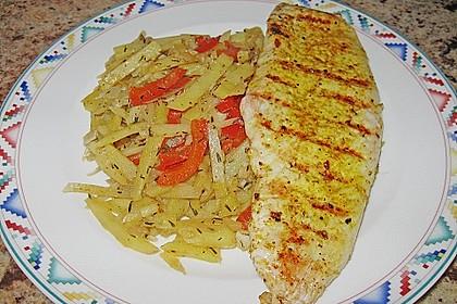 Kartoffel - Paprika - Pfanne 3