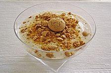 Joghurt - Amarettini - Dessert