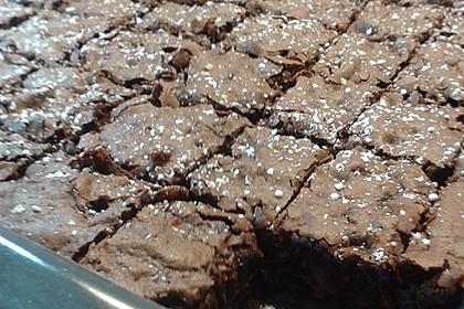Sagenhafte Brownies mit Zucchini 5