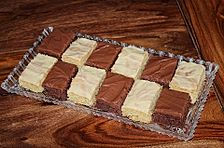 Sagenhafte Brownies mit Zucchini