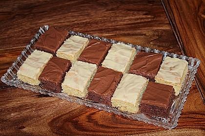 Sagenhafte Brownies mit Zucchini 4