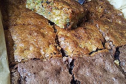 Sagenhafte Brownies mit Zucchini 14