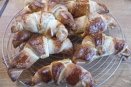 Croissants und Pains au chocolat 27