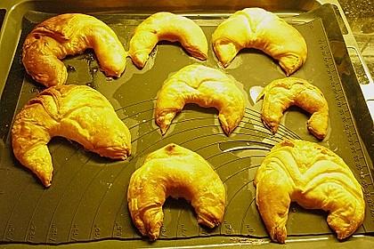 Croissants und Pains au chocolat 34
