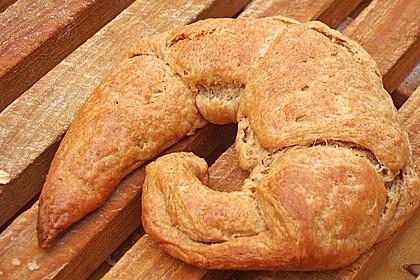 Croissants und Pains au chocolat 32