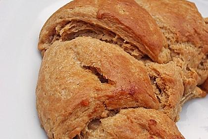Croissants und Pains au chocolat 21