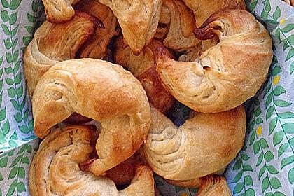 Croissants und Pains au chocolat 11