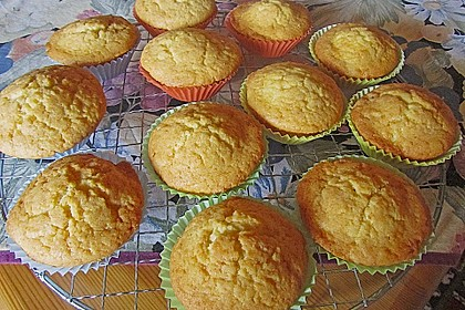 Aprikosen - Safran Cupcakes 6