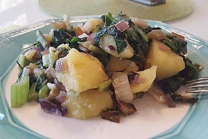 Kartoffel - Mangold - Gemüse 5